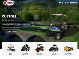 Shoppas Golf Cars