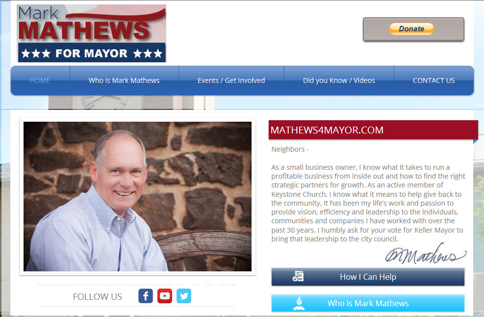 mathews4mayorscreenshot